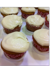 Spiced Banana Cupcakes with Cream Cheese Frosting